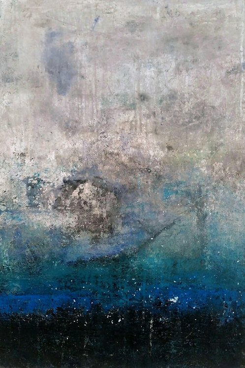 Painting on canvas 50cm x 70cm
