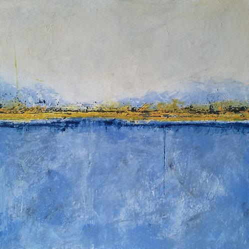 Painting on canvas 60cm x 60cm