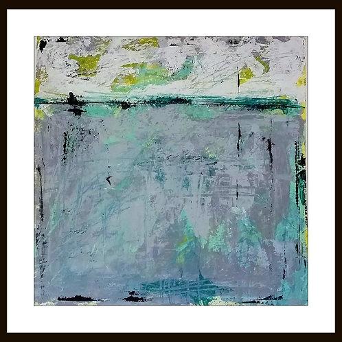 Painting on Paper 30cm x 30cm