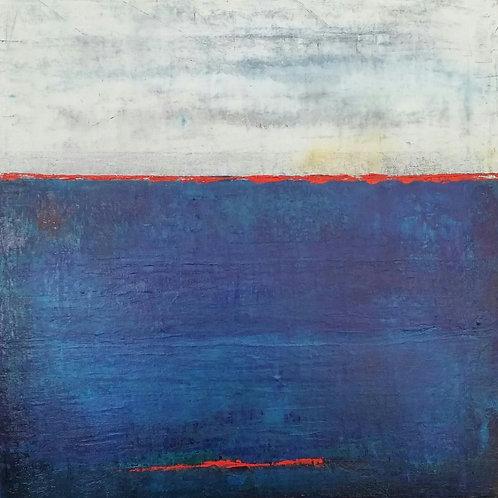 Painting on canvas 40cm x 40cm
