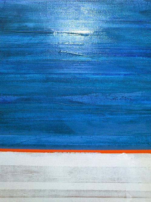Painting on canvas 50cm x 50cm