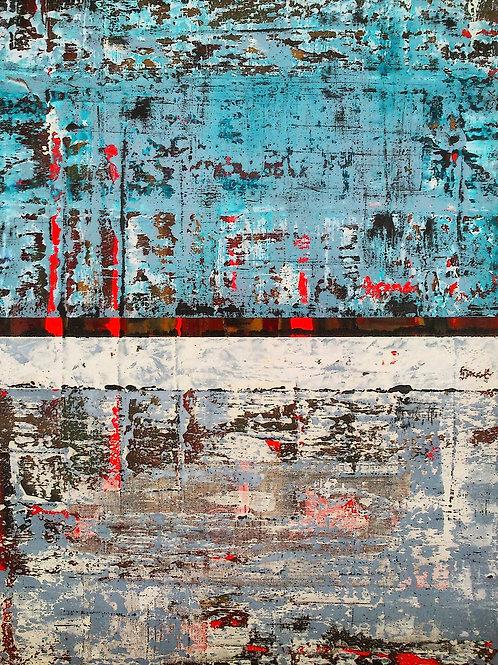 Painting on canvas 60cm x40cm
