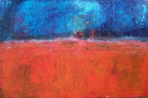 Painting on canvas 120cm x 80cm