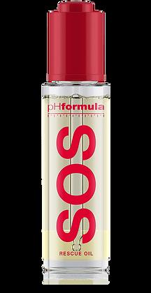 phformula sos rescue oil-serum סוס סרום שיקום והגנה
