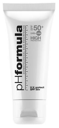 U.V. protect SPF50+ קרם הגנה