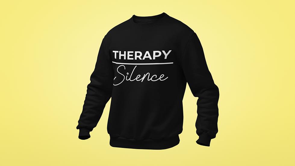 t/s script sweatshirt