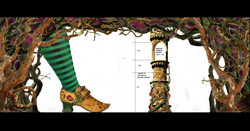 INTO THE WOOD-Giant & Rapunzel Tower