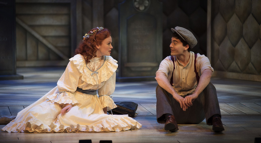 Anne & Gilbert - the Musical
