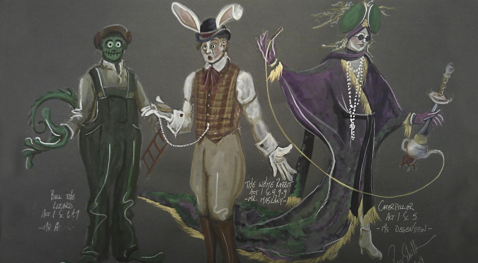 The Alice Nocturne