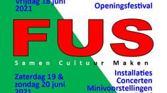 Art Fusion Festival 18-19-20 juni 2021