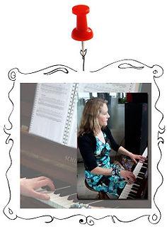 docent Barbara Middelhoek pianoles