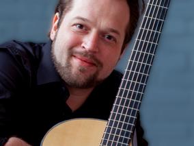 Even voorstellen: Jisse Vink, nieuwe collega docent gitaar!