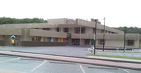 Vioollessen in de nieuwe MFA in Westerbork