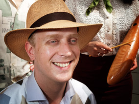 Even voorstellen: Thomas Hilbrandie, nieuwe collega docent gitaar!