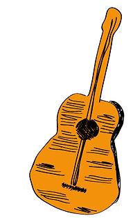gitaar les in Drenthe en Groningen