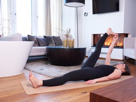 Neuer Kurs: Reck & Streck - Der Dehnkurs im Yogawerk Bocholt