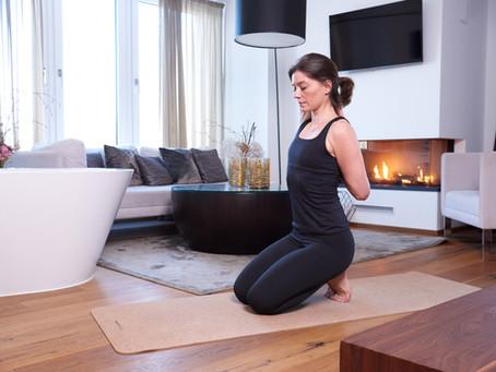 Nacken-Kiefer-Schulter Workshop an der Universität Ulm vom Yogawerk Bocholt