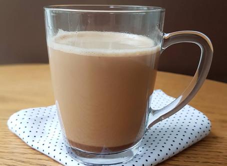 Café com Leite e Especiarias
