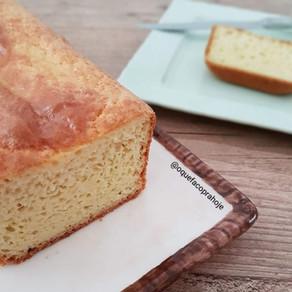 Pão de Farinha de Amêndoas