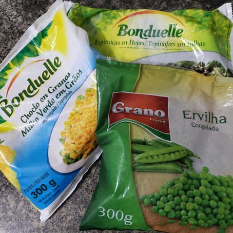 Vegetais Congelados