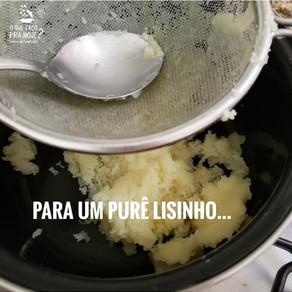 Purê Lisinho