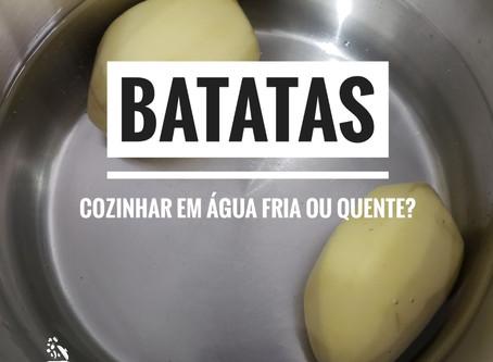 Como Cozinhar Batatas