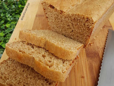 Pão de Forma Integral e Caseiro