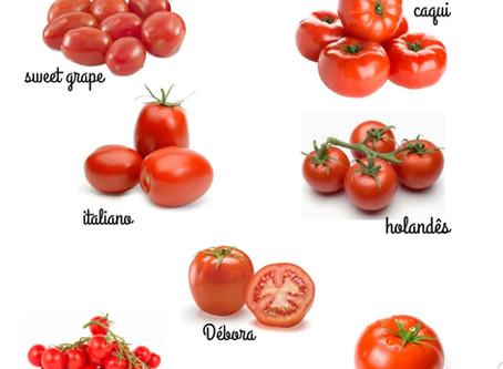 Tomates (tipos)