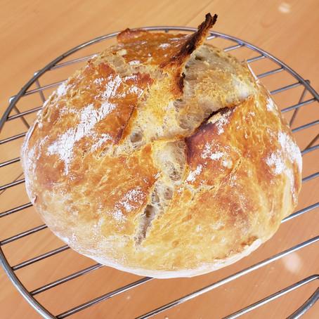 Pão Italiano Sem Sova