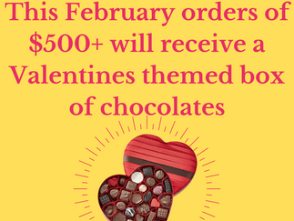 Fasteners Direct February Promotion