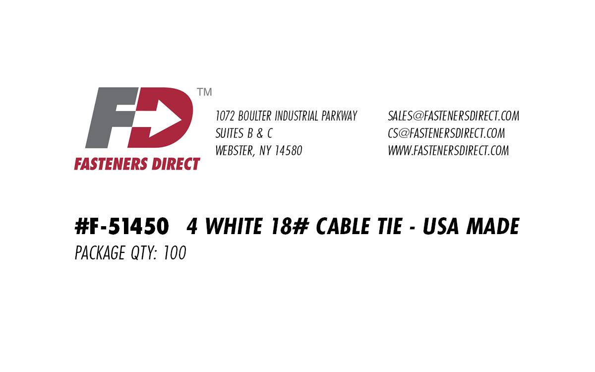 F-51450 Custom Label
