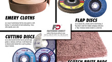 Got abrasives, cutting tools & drill bits?