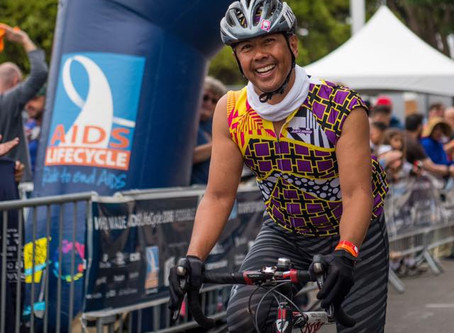 Art's aids lifecycle: massage is important training support