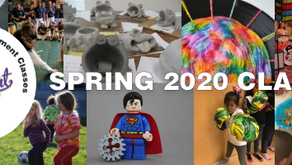Get ready for Spring 2020 PTA Classes!