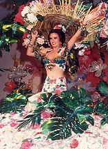 21.    AÑO 1990, REINA CARNAVAL , Mª CAN