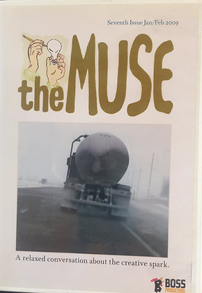 The Muse (7th Issue, Jan/Feb 2009) DVD