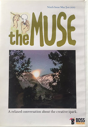 The Muse (9th Issue/June 2010) DVD