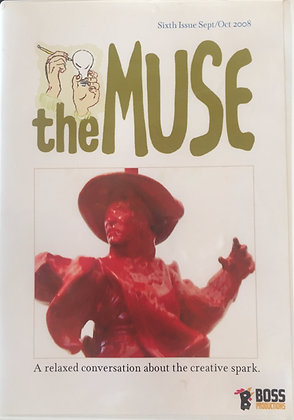 The Muse (6th Issue, Sept/Oct 2008) DVD