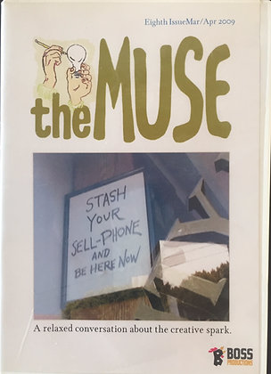 The Muse (8th Issue, Mar/Apr 2009) DVD