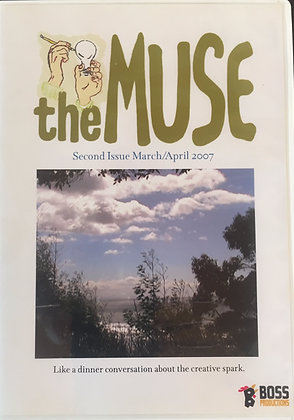 The Muse (2nd Issue, March/April) DVD
