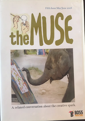 The Muse (5th Issue, May/June 2008) DVD
