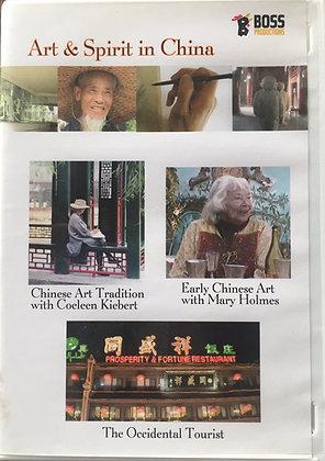 Art & Spirit in China DVD