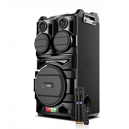 BigBash Sistema de sonido Klip Xtreme