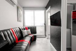 Near CBD cozy apartment, 1.5 BR,WIFI