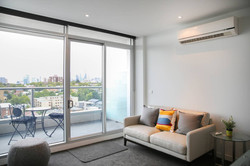 Comfort for Two in South Yarra Apt -