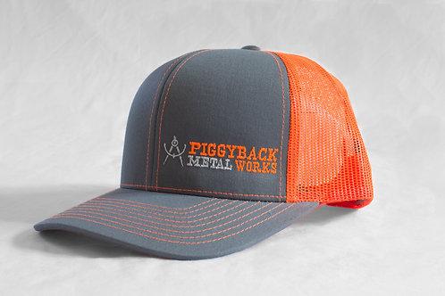 Piggyback MetalWorks Hat