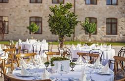 Dara & Märt's Elegant All Greenery Wedding @ Kvareli Eden, Kakheti, Georgia