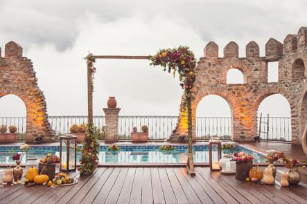 Arva & Abbas Fruitful 25 Years Wedding Anniversary @ Chateau Mere, Kakheti, Georgia