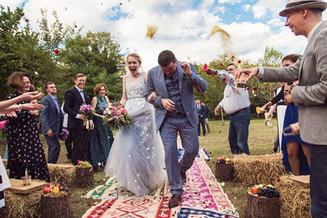 Anna & Mitya's Boho Wedding @ Kvareli Eden, Kakheti, Georgia