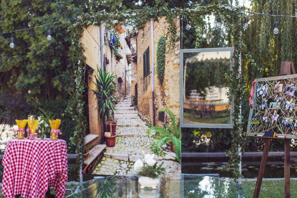 Nestan & Alex's Cozy Italian Styled Wedding @ Restaurant Terrasse, Tbilisi, Georgia